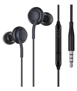 Mezing AKG High In-Ear Wired Headphone ( Black )