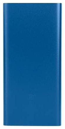 Mi 10000 mAh Li-Polymer Power Bank (Blue)