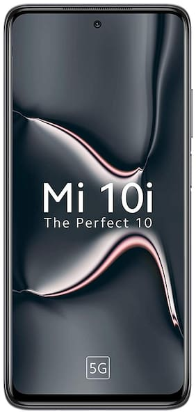 Mi 10i 5G 6 GB 128 GB Midnight Black