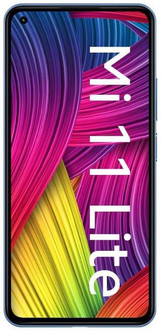 Mi 11 Lite 8 GB 128 GB Jazz Blue