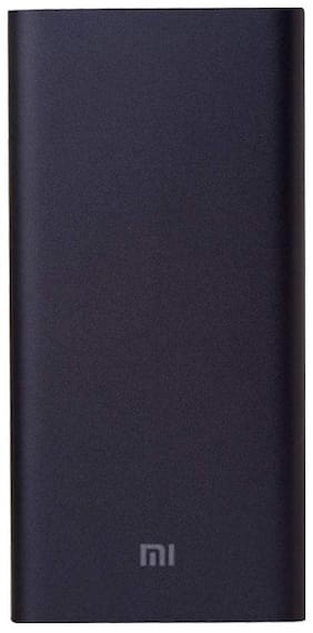 Mi 2i 10000mAh Power Bank (Black)