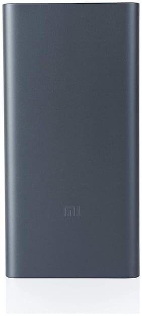 Mi MI POWER BANK 3I 10000 mAh Portable Fast Charging Power Bank - Black