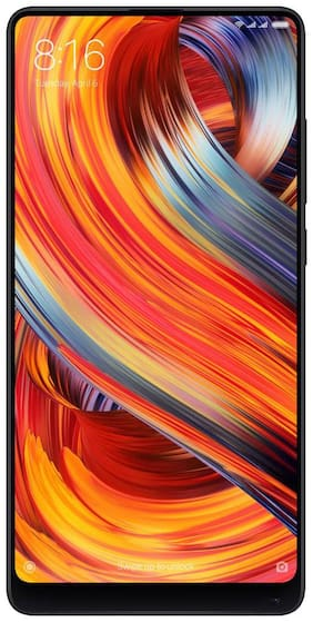 Mi Mix 2 6 GB 128 GB Black