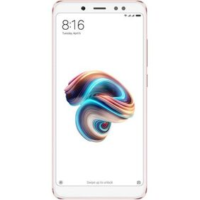 Mi Redmi Note 5 Pro 64 GB (Rose Gold)