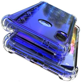Mi Redmi Note 7, Mi Redmi Note 7 Pro, Mi Redmi Note 7S BACK COVER  (Transparent, Grip Case)