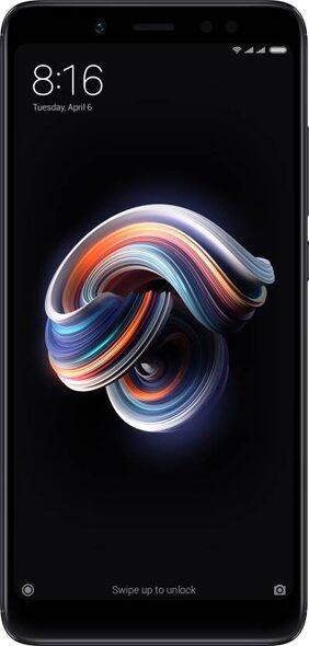 Mi Redmi Note 5 Pro 4 GB/64 GB Black