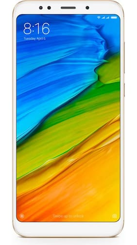 Mi Redmi Note 5 64 GB (Gold)