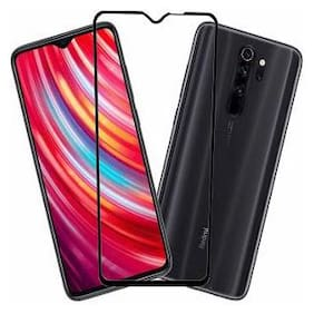 MI REDMI NOTE 8 PRO TEMPERED GLASS 11D