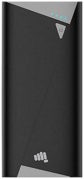 Micromax 10400 mAh Power Bank (Black)(PBAPB1041BLA)