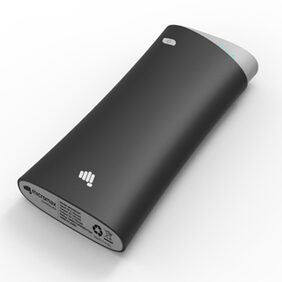 Micromax 13000 mAh Power Bank (Black)