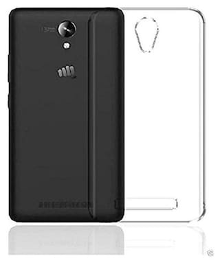 innovative design bc5c4 6af95 Micromax BHARAT 2 10.16 cm (4 Inch) 4G Androidphone(Q402)  internet(Champagne) BACK COVER BY NAV