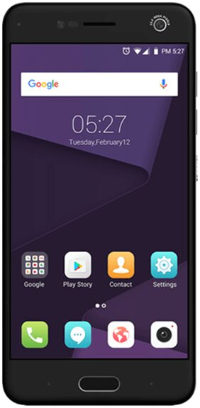 Micromax Dual 4 E4816 (Dark Grey)