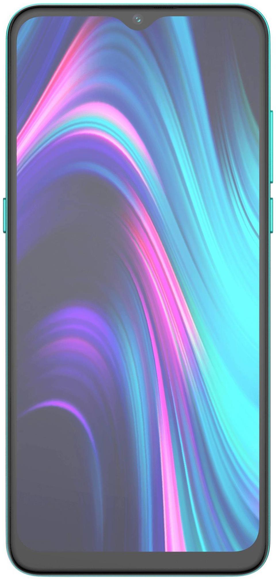 Micromax IN 1b 4  GB 64  GB Green