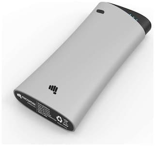 Micromax MXAPB_1300 13000 mAh Power Bank - Black & Grey