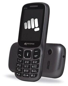 Micromax X730 (Black)