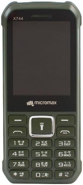 Micromax X744 Green