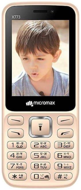 Micromax X773 Champ Dual Sim Pink
