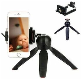 Mini Foldable Handy Tripod, Universal For Digital Camera & All Mobile Phones