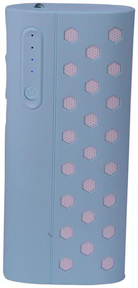 MIZZEN 20000 mAh Portable Power Bank - Blue