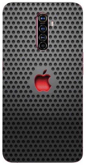MJR Silicone Back Cover For Realme X2 Pro ( Multi )