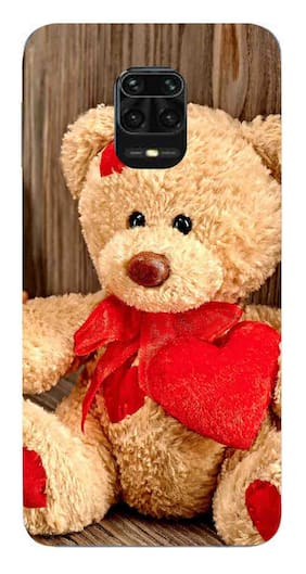 MJR Printed Back cover for Redmi Note 9