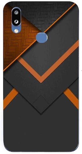 MJR Printed Back cover for Samsung Galaxy M01s