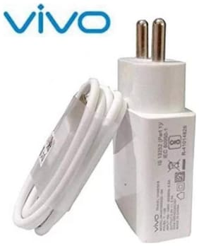 VIVO White Travel Adapter & Wall Charger