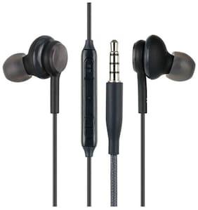 Mobile adda earphone On Ear Wired Headphones In-Ear Wired Headphone ( Black )