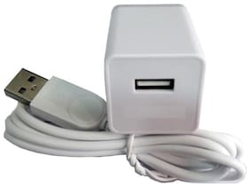 MOBILE CHARGER FOR OPPO 2 AMP FAST CHARGE WITH USB DATA CABLE