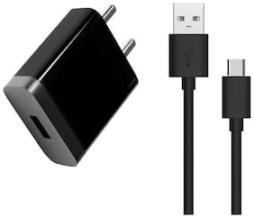 Webilla Fast Charging Wall Charger - 1 USB Port With Micro USB Cable