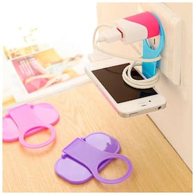 Digital Shoppy Plastic Wall Stand Mobile Holder