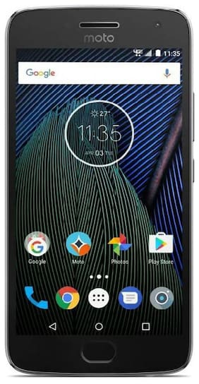 Moto G5 Edge To Edge Tempered Glass By Tempered Glasses Anti Fingerprint, Bubble Free Installation