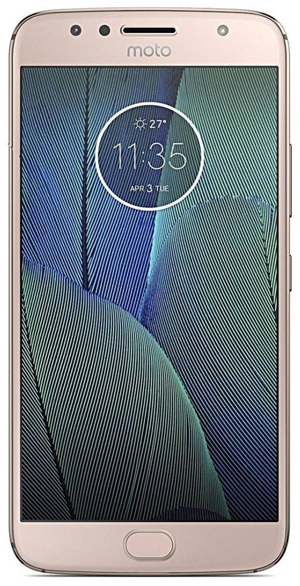 Moto G5s Plus 64 GB Blush Gold