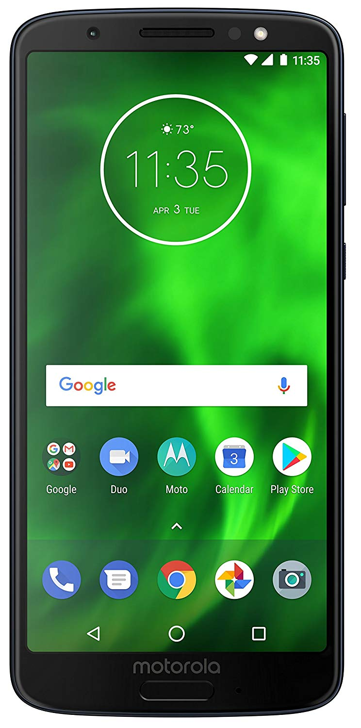 Moto G6 Play 32 GB (Indigo Black)