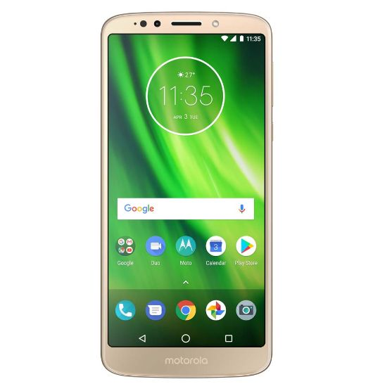 Moto G6 Play 32 GB (Fine Gold)