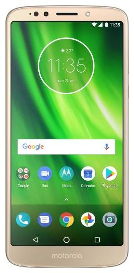 Moto G6 Play 32 GB Fine Gold
