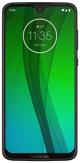 Moto G7 4 GB 64 GB Black