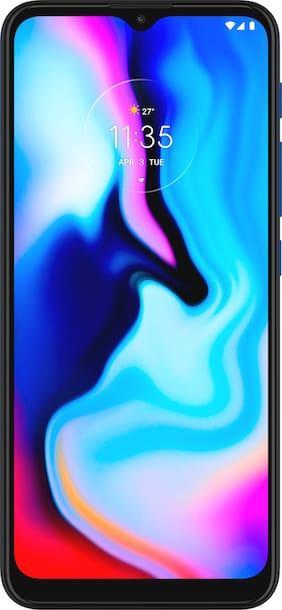 Motorola E7 Plus 4 GB 64 GB Misty Blue