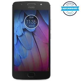 Motorola G5s 4 GB 32 GB Lunar Grey (Refurbished : Excellent)