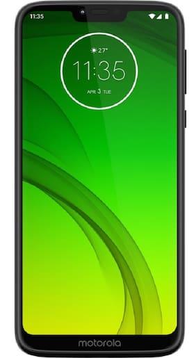 Motorola G7 Power 4 GB 64 GB Black