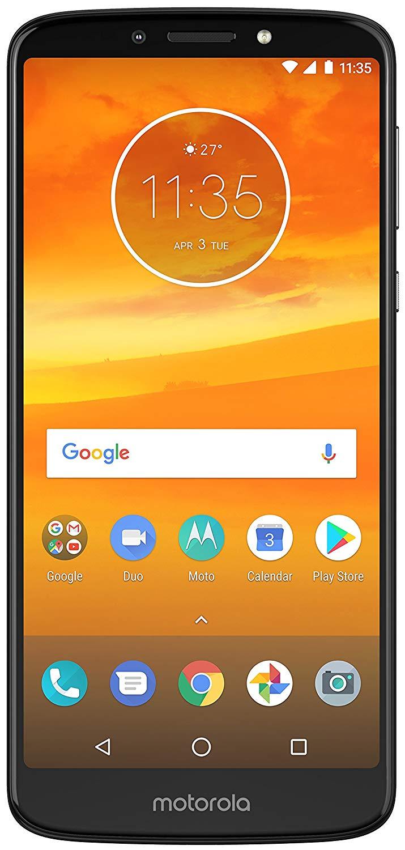 Motorola Moto E5 Plus 32 GB (Black)