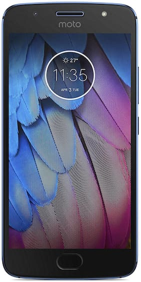 Moto G5S 32 GB Oxford Blue