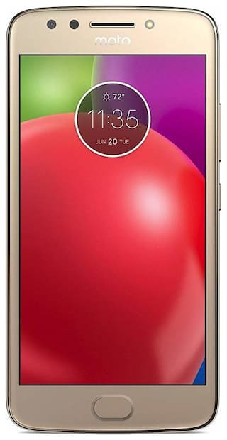 Moto E4 2GB 16GB Blush Gold