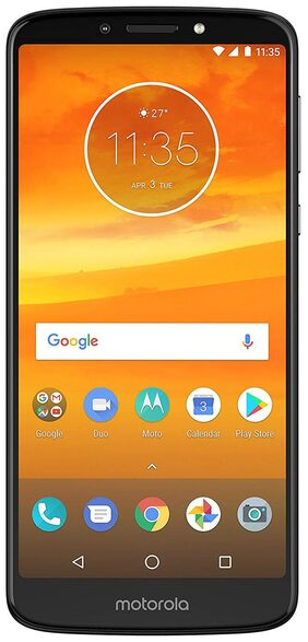 Moto E5 Plus 32 GB Black