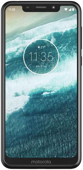 Motorola Moto One 4 GB 64 GB (Black)