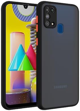MPE Back Cover For Samsung Galaxy F41 - Black