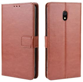 MPE Flip Cover For Nokia 3 Brown Color