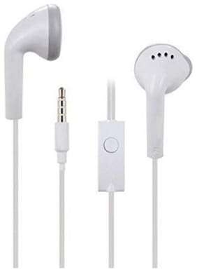 MS TRADING COMPANY YS In-Ear Wired Headphone ( White )