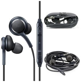 QUXXA AKG-100 In-Ear Wired Headphone ( Black )