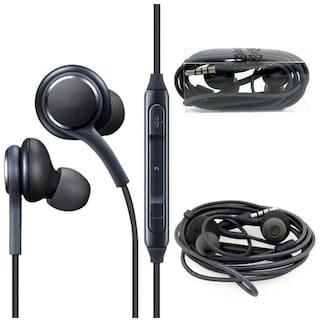 QUXXA AKG-100 In-Ear Wired Headphone ( Black )